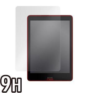 BOOX Nova Pro 用 保護 フィルム OverLay 9H Brilliant for BOOX Nova Pro 9H 高硬度で透明感が美しい高光沢タイプ ブークス 電子書籍リーダー visavis 03