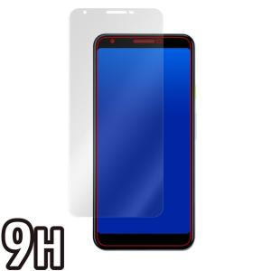 Google Pixel 3a XL 用 保護 フィルム OverLay 9H Brilliant for Google Pixel 3a XL  9H 高硬度で透明感が美しい高光沢タイプ グーグル ピクセル 3a XL visavis 03