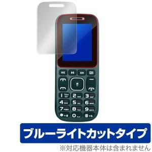 MINI Phone 1.8inch 用 保護 フィルム OverLay Eye Protector for MINI Phone 1.8inch  液晶 保護 目にやさしい ブルーライト カット|visavis