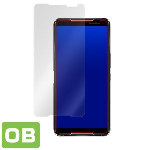 ROG Phone2 保護 フィルム OverLay Brilliant for ASUS ROG Phone 2 ZS660KL 液晶保護 指紋がつきにくい 防指紋 高光沢 エイスース ログフォン2 ROGPhone2|visavis|03