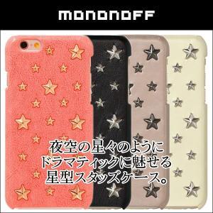 iPhone 6s/6 用 mononoff 605 Star's Case for iPhone 6s/6 iPhone6 iPhone 6 アイフォン6|visavis