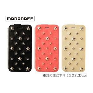 iPhone 6 用 mononoff 607 Star's Case for iPhone 6 /代引き不可/ iPhone6 iPhone 6 アイフォン6 visavis
