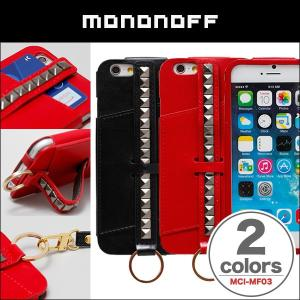 iPhone 6s/6 用 mononoff MF03 Multi Function Case for iPhone 6s/6 ケース カバー ジャケット 多機能シングルケース visavis