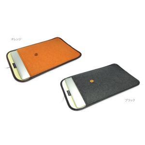 ハンドメイドフェルトケースDX for MacBook Air 13インチ|visavis