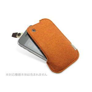 ハンドメイドフェルトケース for iPhone 3G|visavis