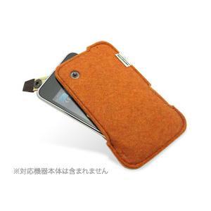 ハンドメイドフェルトケース for iPod touch|visavis