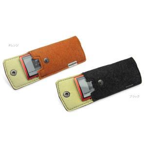 ハンドメイドフェルトケース for iPod nano(4th gen.)|visavis