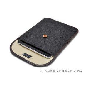 ハンドメイドフェルトケース DX for iPad(第3世代)/iPad 2/iPad(ブラック)|visavis
