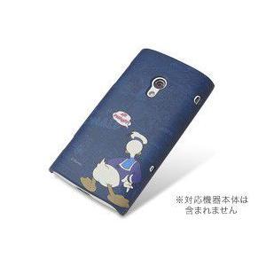 「ディズニー」シェルジャケット for XPERIA SO-01B(RT-DSE10A) /代引き不可/|visavis