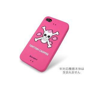 「ワンピース」海賊旗シリコンジャケット for iPhone 4 visavis