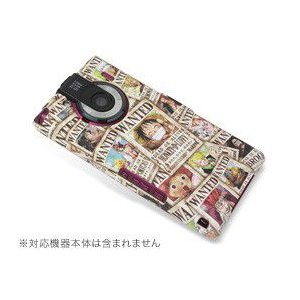 REGZA Phone/レグザフォン/「ワンピース」シェルジャケット for T-01C(RT-OT01CA) visavis