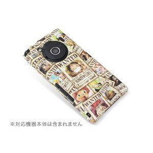 REGZA Phone/レグザフォン/「ワンピース」シェルジャケット for IS04(RT-OIS04A) visavis