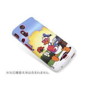 エクスペリア /「ディズニー」シェルジャケット for Xperia(TM) acro SO-02C/IS11S(RT-DIS11SA) /代引き不可/|visavis