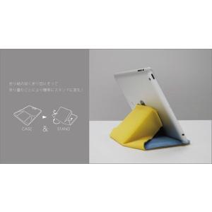Color Stand Sleeve Case for iPad(第3世代)/iPad 2/iPad(Pelican Case)|visavis