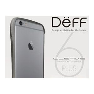 ディーフDeff iPhone6 Plus用アルミバンパー【送料無料】CLEAVE Aluminum Bumper for iPhone 6 Plus(5.5インチ) DCB-IP6PA6|visavis