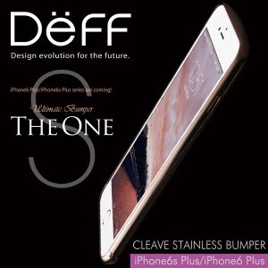 CLEAVE Stainless Bumper for iPhone 6s Plus/6 Plus 【送料無料】 ステンレス バンパー|visavis