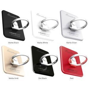 バンカーリング Bunker Ring Essentials /代引き不可/ iPhone 7 / 7 Plusの片手操作に最適! 落下を防止するホールドリング|visavis|02