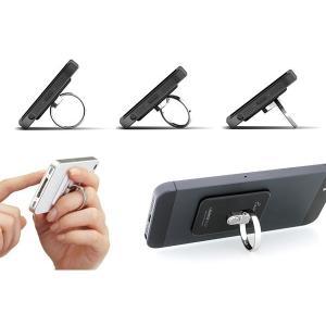 バンカーリング Bunker Ring Essentials /代引き不可/ iPhone 7 / 7 Plusの片手操作に最適! 落下を防止するホールドリング|visavis|04