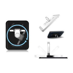 バンカーリング Bunker Ring Essentials /代引き不可/ iPhone 7 / 7 Plusの片手操作に最適! 落下を防止するホールドリング|visavis|05
