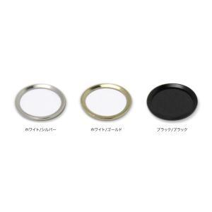 Touch IDに対応したホームボタンシール 指紋認証対応!アルミリング付きホームボタンシール iPhone/iPad /代引き不可/|visavis|03