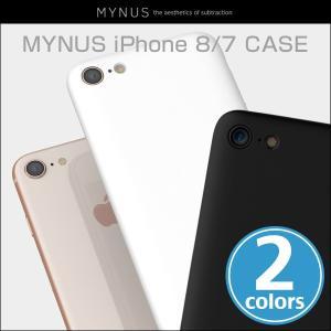 iPhone 8 / 7 用 MYNUS ケース for iPhone 8 / 7 【送料無料】 iPhoneケース iPhone 8 iPhone mynus iphone case|visavis