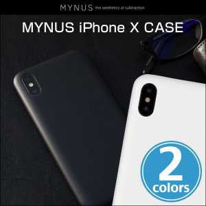 スマホケース iPhone X 用 MYNUS ケース for iPhone X iPhoneケース iPhone X iPhone アイフォンX mynus iphone x case|visavis