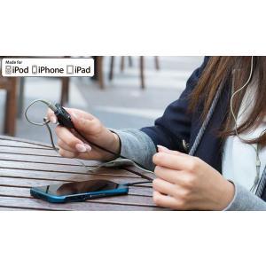 ディーフ Deff Sound Headphone Amplifier with Lightningケーブル for iPad/iPhone/iPod|visavis