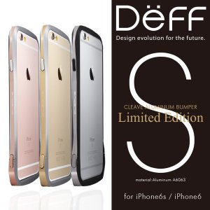 CLEAVE Aluminum Bumper Limited Edition for iPhone 6s/6 【送料無料】 アルミ バンパー ケース カバー|visavis
