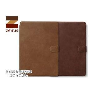ゼヌス【送料無料!】ZENUS Vintage Diary for iPad Air 2|visavis