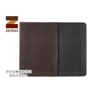 ゼヌス【送料無料!】ZENUS Black Tesoro Diary for iPad Air 2|visavis