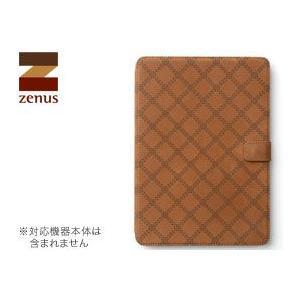 ゼヌス【送料無料!】ZENUS Vintage Quilt Diary for iPad Air 2|visavis