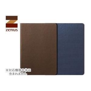 ゼヌス【送料無料!】Zenus Metallic Diary for iPad Air 2|visavis