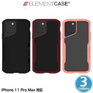 iPhone11 Pro Max ケース ELEMENT CASE Shadow(L) for iPhone 11 Pro Max アイフォーン11 プロ マックス エレメントケース MILスペック ワイヤレス充電対応 visavis