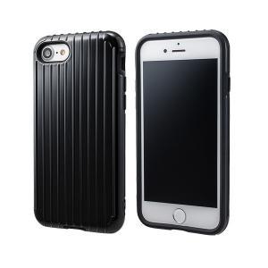 "iPhone 8 / iPhone 7 用  GRAMAS COLORS ""Rib"" Hybrid case CHC436 カバー iPhone7 アイフォン7 アイフォン|visavis|03"