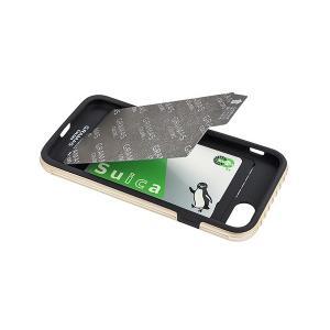 "iPhone 8 / iPhone 7 用  GRAMAS COLORS ""Rib"" Hybrid case CHC436 カバー iPhone7 アイフォン7 アイフォン|visavis|04"