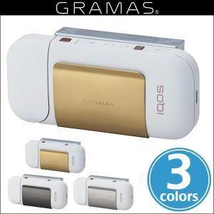 "GRAMAS ""CIG"" Clip Stainless steel for IQOS / グラマス ケース アイコス クリップ型ケース|visavis"