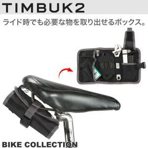 ティンバック2 timbuk2 スポーツサイクル TIMBUK2 ツールシェッドシートパック(ブラック) visavis