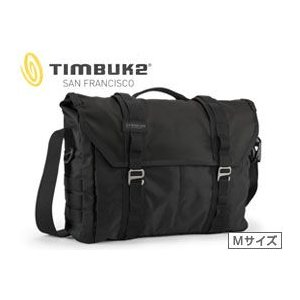 送料無料 TIMBUK2 アルキミストメッセンジャー M(ブラック)|visavis