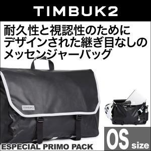 TIMBUK2 Especial Primo Waterproof Messenger Bag(エスペシャル・プリモメッセンジャー)(Black)防水性を誇る継ぎ目なしのデザイン|visavis
