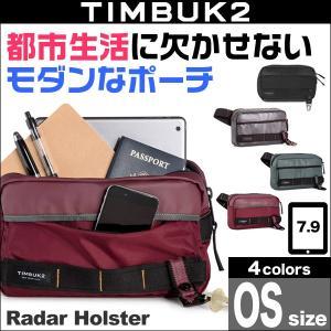 TIMBUK2 Radar Holster Key Pouch(レイダーホルスター) / ウエストパックやスリングスタイルとして使用できる ティンバックツー|visavis
