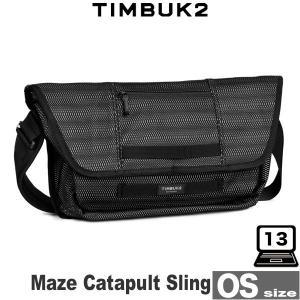 TIMBUK2 Maze Catapult Sling(メイズカタパルトスリング)(OS) 13インチのノートパソコンが収納可能なOSサイズ|visavis