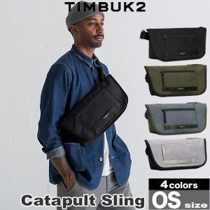 TIMBUK2 ティンバック2 カタパルトスリング OS TIMBUK2 Catapult Sling(カタパルトスリング)(OS) 1265-3-6114 3.2リットル 斜めがけ ショルダーバック 自転車|visavis