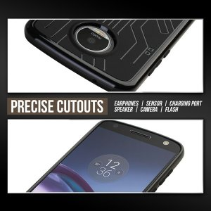 Moto Z2 Play 用  Cruzerlite Bugdroid Circuit Case for Moto Z2 Play /代引き不可/ TPU|visavis|04