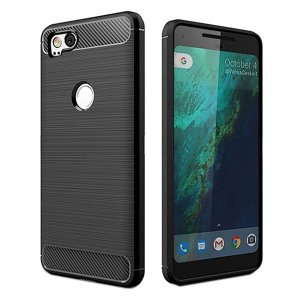 Pixel 2 用  Cruzerlite Carbon Fiber Shock Absorption Slim Cover for Pixel 2 /代引き不可/ カーボン模様|visavis|03