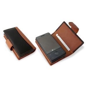 大特価/ Piel Frama レザーケース for HTC Touch Pro(HT-01A/X05HT)|visavis|04
