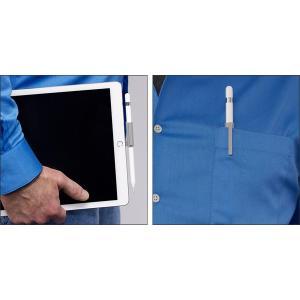 PencilClipz Multi-Use Clip for Apple Pencil Apple Pencil iPad タッチペン クリップ ホルダー|visavis|02
