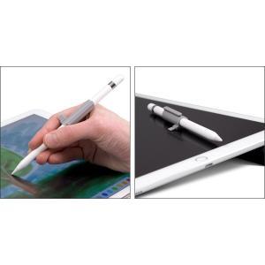 PencilClipz Multi-Use Clip for Apple Pencil Apple Pencil iPad タッチペン クリップ ホルダー|visavis|03