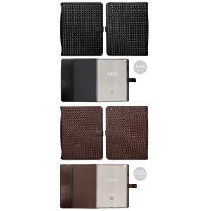 Zenus Mesh Diary for iPad Pro 12.9インチ 【送料無料】 ケース 合成皮革 iPad カバー|visavis|02