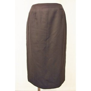 SLITZ スリッツ 【商品名】ウール スカート  【カラー】ブラック  【サイズ】表記サイズ 36...