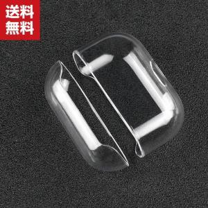 Apple AirPods Pro クリアケース 透明 カバー エアーポッズ CASE 耐衝撃 落下防止 アクセサリー 収納 保護  ケース 便利 visos-store